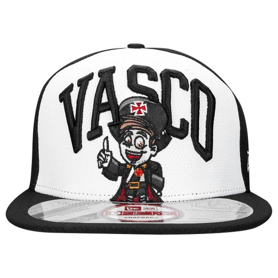 Boné New Era Vasco Mascote 950 - Compre Agora  1a5b9c84df746