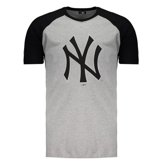 Camiseta New Era MLB New York Yankees Masculina - Compre Agora ... 9715760eee8