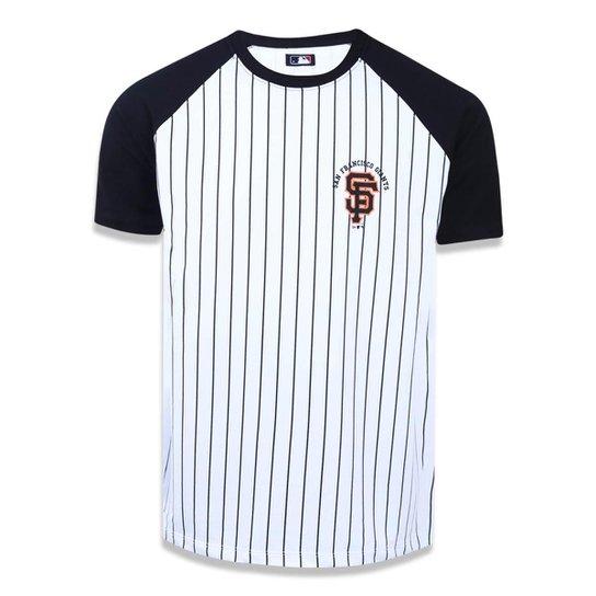 dd0bed200 Camiseta San Francisco Giants MLB New Era Masculina - Compre Agora ...