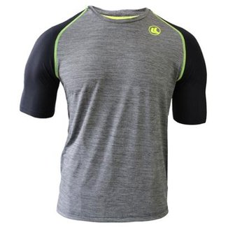 Camisa Esporte Legal UV45+ Raglan Masculina b845a42ee3f
