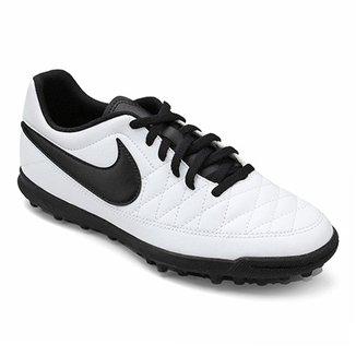 8742abde68 Chuteira Society Nike Majestry TF Masculina