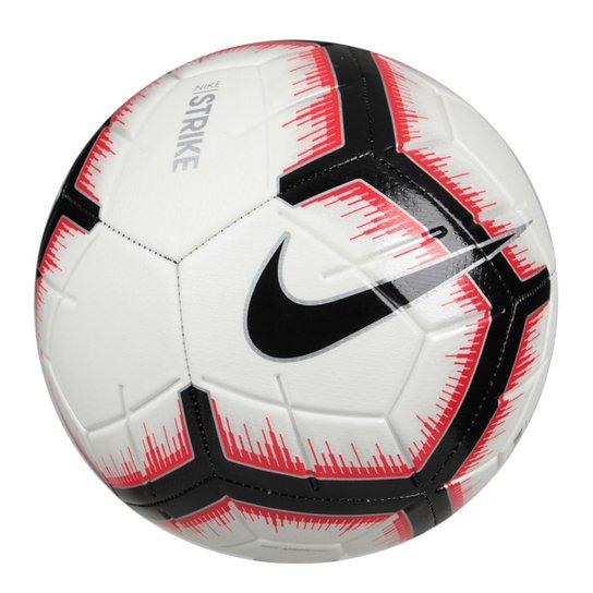 Bola de Futebol Campo Strike Nike - Branco e Preto - Compre Agora ... 2aad79c8bd83a