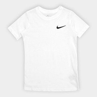 41f3d13705 Camiseta Infantil Nike Tee Emb Swoosh-Ar Masculina