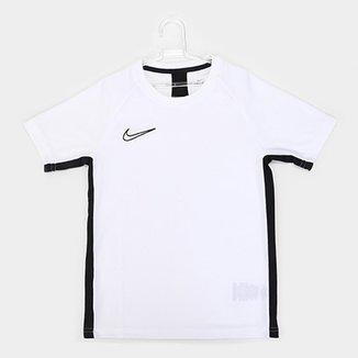 83d06ea3b4737 Camisa Infantil Nike Dri-Fit Academy Top SS
