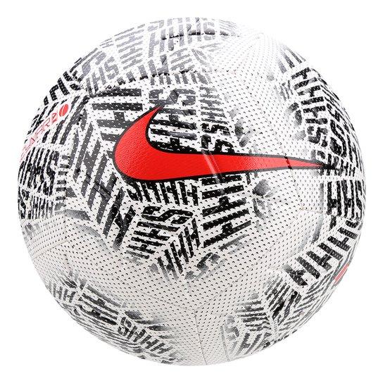 bd7e11076ccdd Bola de Futebol Campo Nike Neymar Strike - Branco e Preto - Compre ...