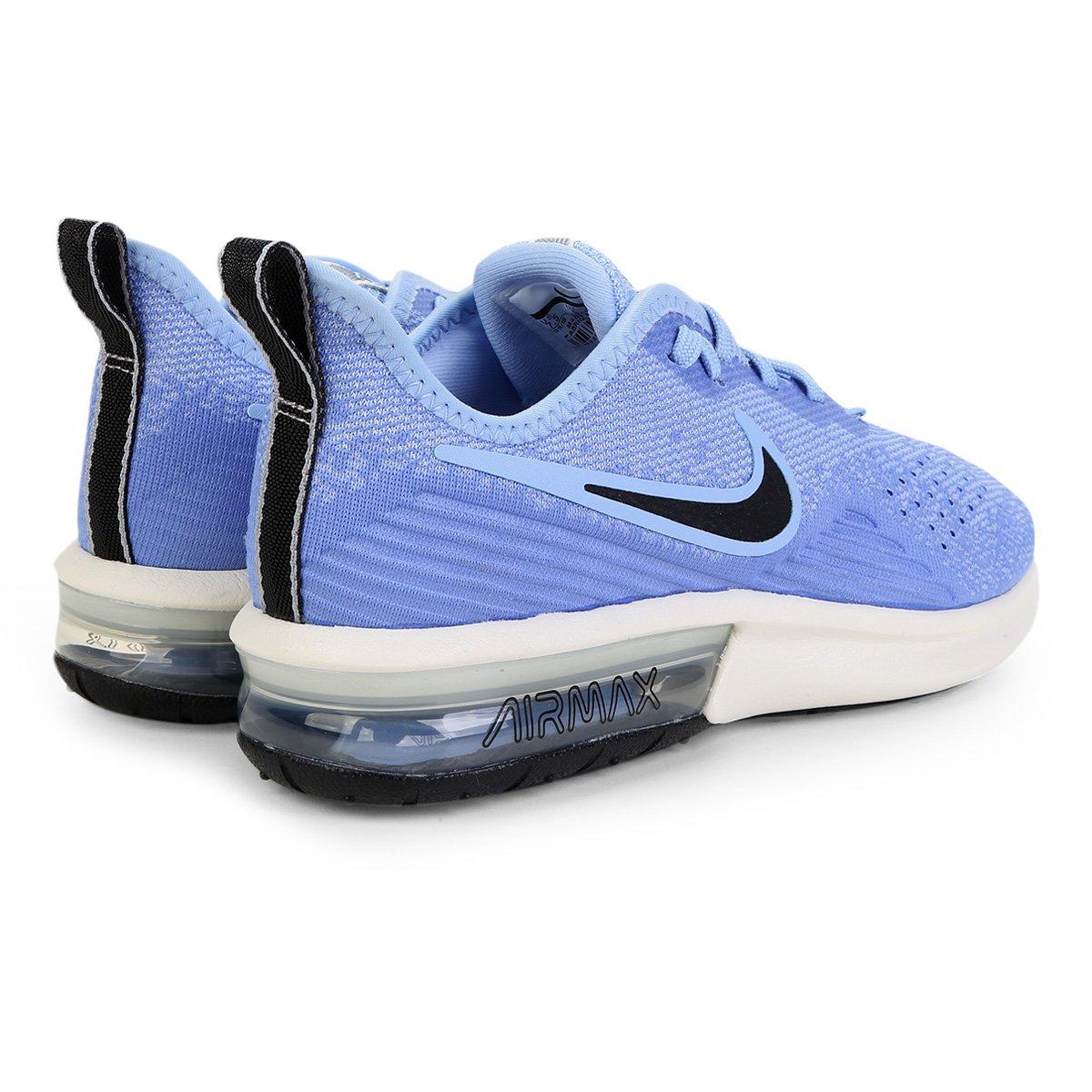 Tênis Nike Air Max Sequent 4 Feminino - Tam: 35 - 2