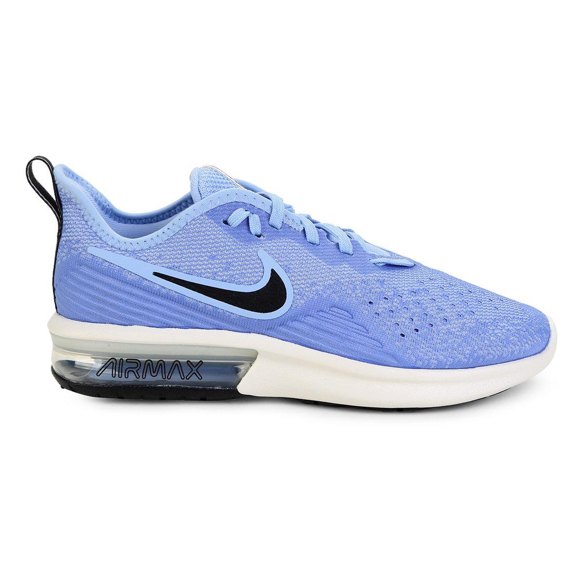 Tênis Nike Air Max Sequent 4 Feminino - Tam: 35 - 4