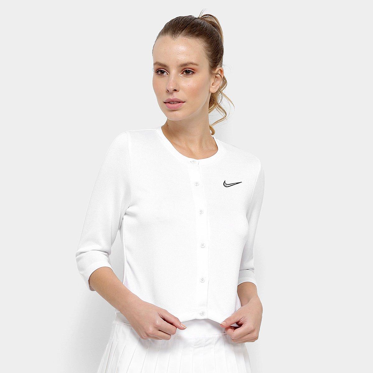 Jaqueta Nike Court Cardigan Feminina