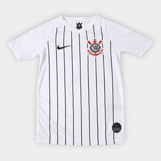 57d404b75ab Camisa Corinthians Infantil I 19 20 s nº Torcedor Nike