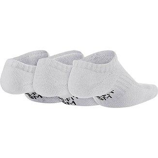 79384f1636 Meia Infantil Nike Soquete Performance 3 Pares