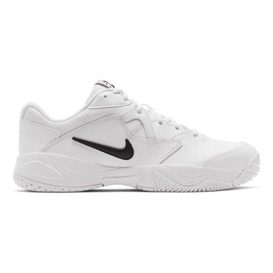 1f590236d Tênis Nike Court Lite 2 Masculino - Branco e Preto | Netshoes