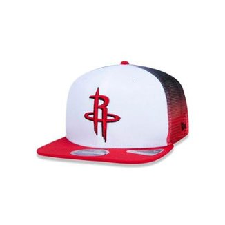 63a287afea4de Boné 920 Houston Rockets NBA Aba Curva New Era