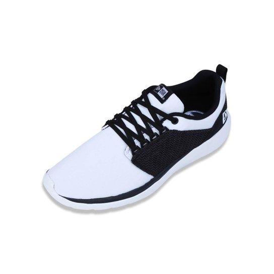 a98672b6af Tenis Sneaker Branded New Era Masculino - Branco e Preto - Compre ...