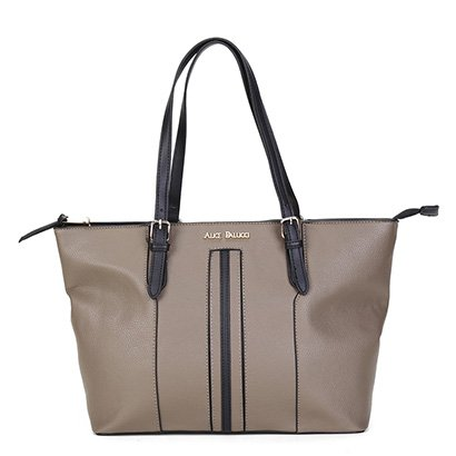 Bolsa Semax Alice Palucci Tote Bag Bicolor Feminina