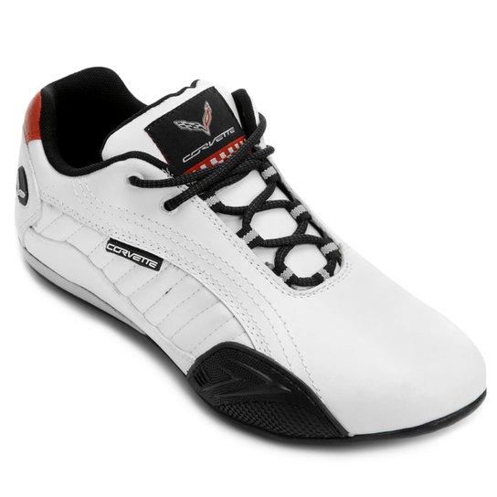 fe36d440ac5fa Tênis Corvette Austin - Branco - Compre Agora   Netshoes