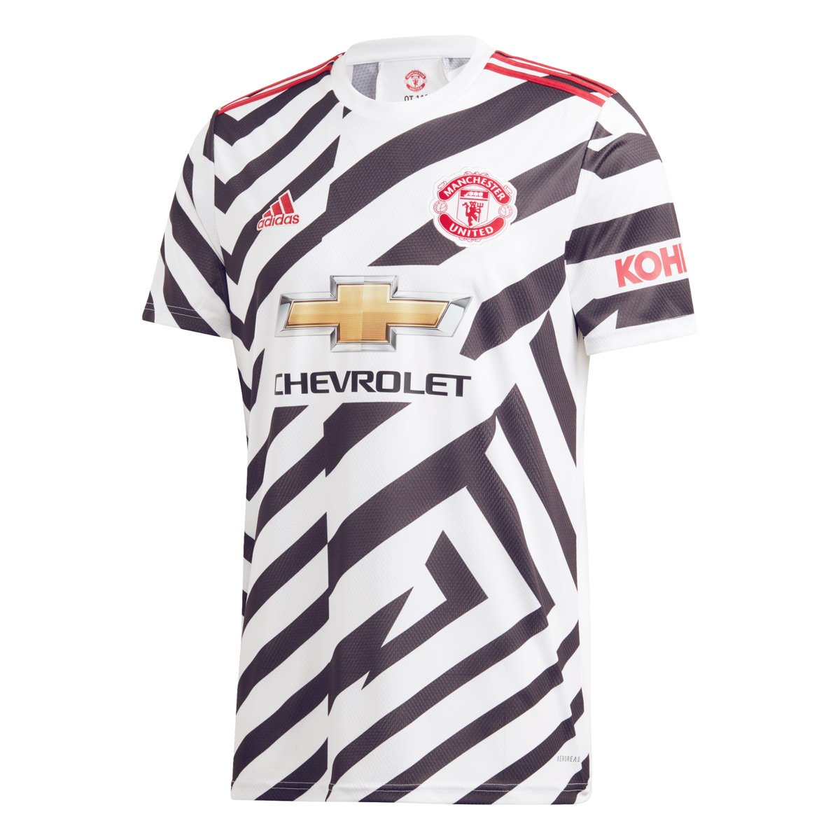 Camisa Manchester United Third 20/21 s/n° Torcedor Adidas Masculina