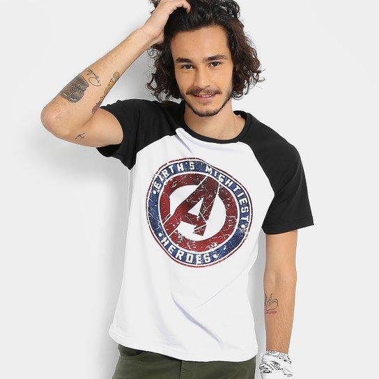 Camiseta Marvel Avengers Masculina - Compre Agora  ac2b34cf97cab