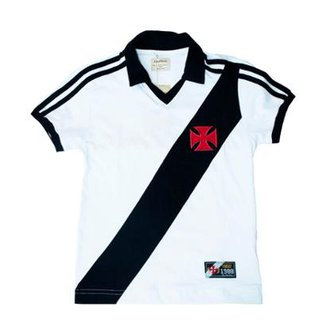 Camisa Retrô Mania Juvenil Vasco da Gama 1988 7b4615e184243