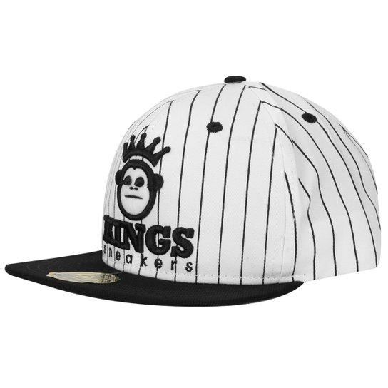 Boné Kings Classic Stripes - Compre Agora  f0fed4c51c6