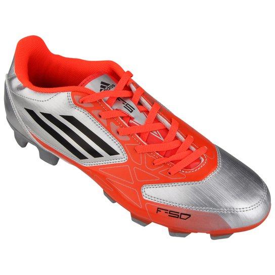 Chuteira Adidas F50 TRX FG - Compre Agora  5e8bb5317be6d