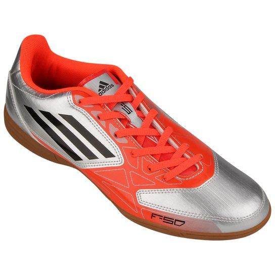 Chuteira Adidas F5 IN - Compre Agora  51f0337b82b2f