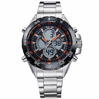 f3fb2432f15 Relógio Weide Anadigi WH-1103