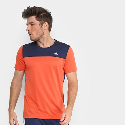 Camiseta Adidas New Breath Masculina