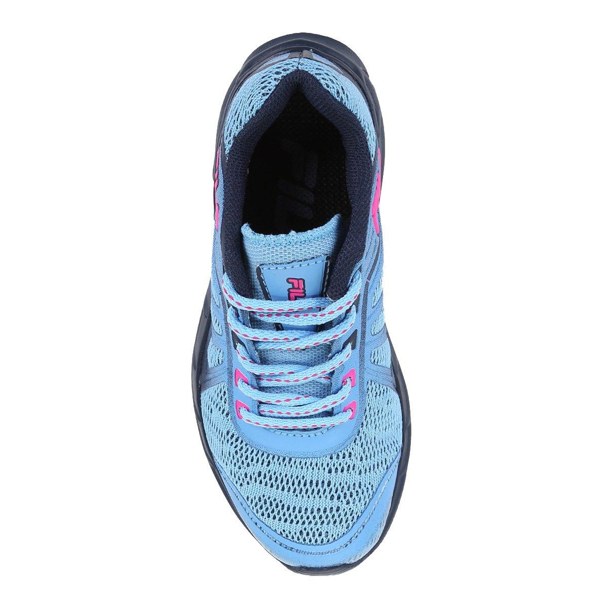 9026c23954 Tênis Infantil Fila Spirit 2.0 Masculino - Tam: 35 - Shopping TudoAzul