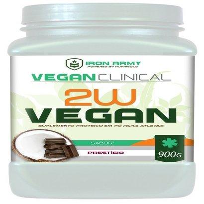 2W Vegan 900G (Proteína de Ervilha + Arroz) - Iron Army
