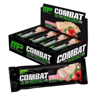 2x Caixa Combat Crunch 45g 12uni - MusclePharm