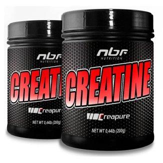 2x Creatina CreaPure 200g  NBF Nutrition