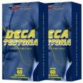 2x Deca Testona com 60 comprimidos cada Up Sports Nutrition
