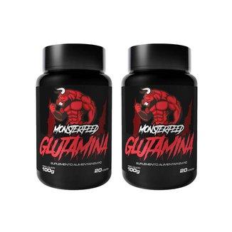 2X GLUTAMINA (100g)
