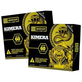 2x Kimera 60 Cápsulas - Combo Termogênico - Iridium