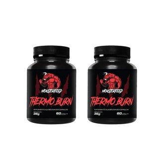 2X THERMO BURN (60 cápsulas)
