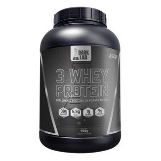 3 Whey Protein 900G - Dark Lab