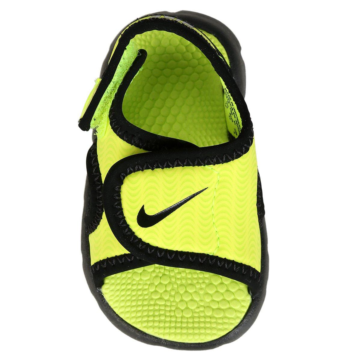 ff47e990ee Sandália Infantil Nike Sunray Adjust 4 - Tam: 24 - Shopping TudoAzul