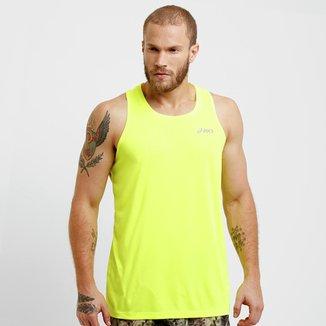 Camiseta Regata Asics Core Basic Singlet Com Proteção UV 00d8e1f670a