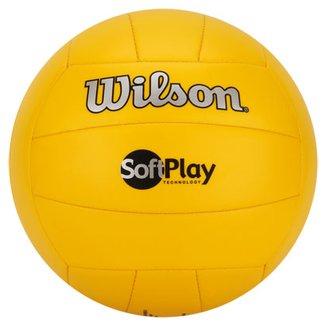 60b8fe2fea Bola de Vôlei Wilson Softplay