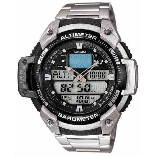 8691ba5f397 Relógio Casio Outgear Masculino SGW-400HD-1BVDR - Compre Agora ...