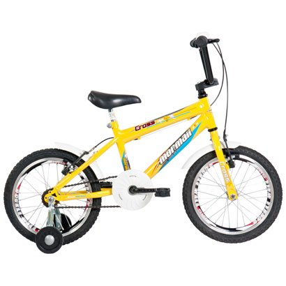 Bicicleta Mormaii Top Lip Cross - Aro 16