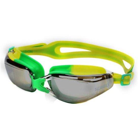 Óculos Speedo X Vision - Amarelo - Compre Agora   Netshoes c81fcf4420
