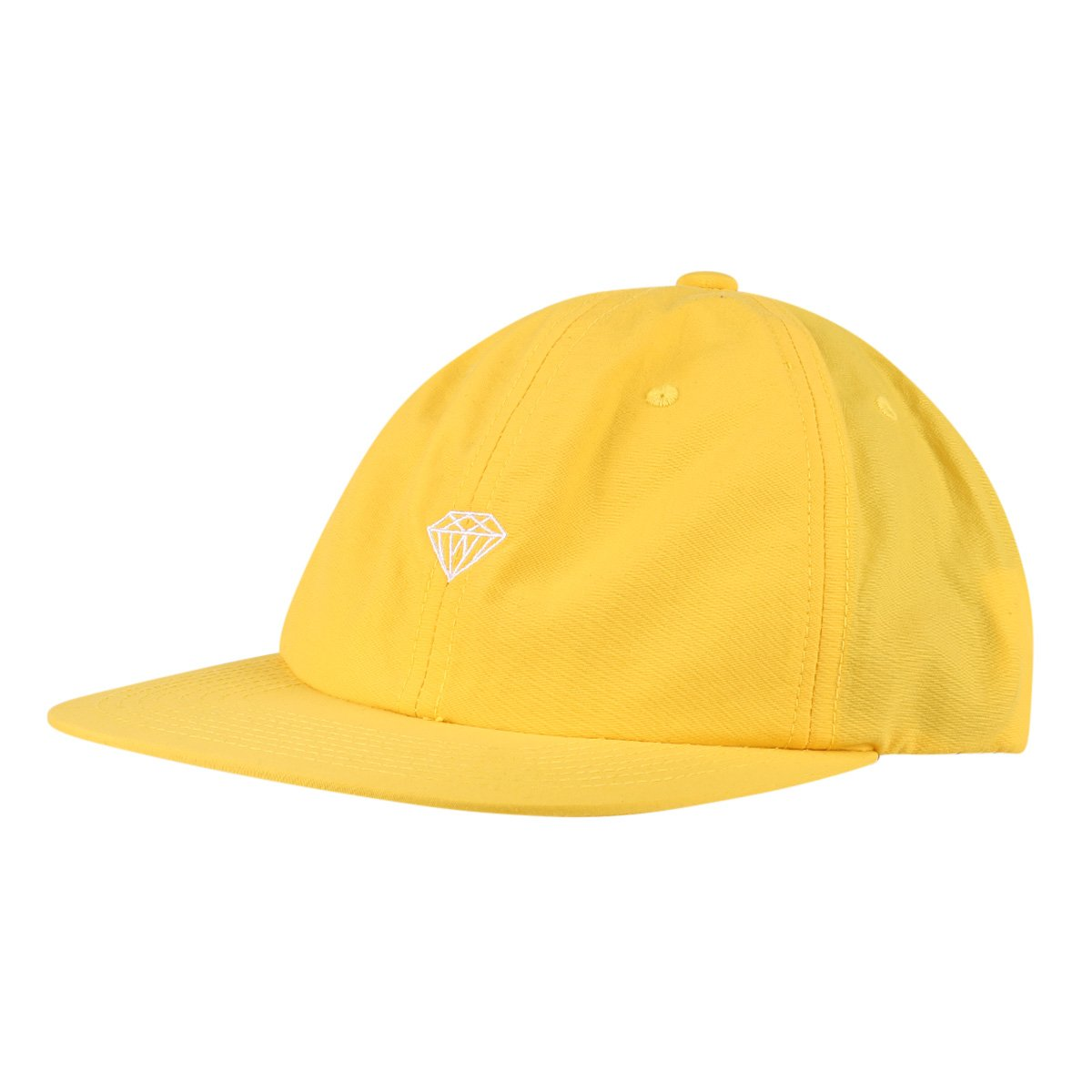 Boné Diamond Aba Reta Strapback I Am