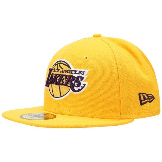 Boné New Era NBA 5950 Los Angeles Lakers - Compre Agora  285c5f54802