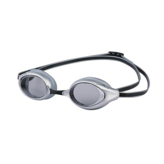 ba6bcfd40b2bc Óculos de Natação Nautika Zoop Adulto - Prata e Preto - Compre Agora ...