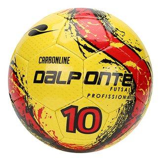 Bola Futebol Dalponte Carbonline 10 Futsal 3917d2ba80779