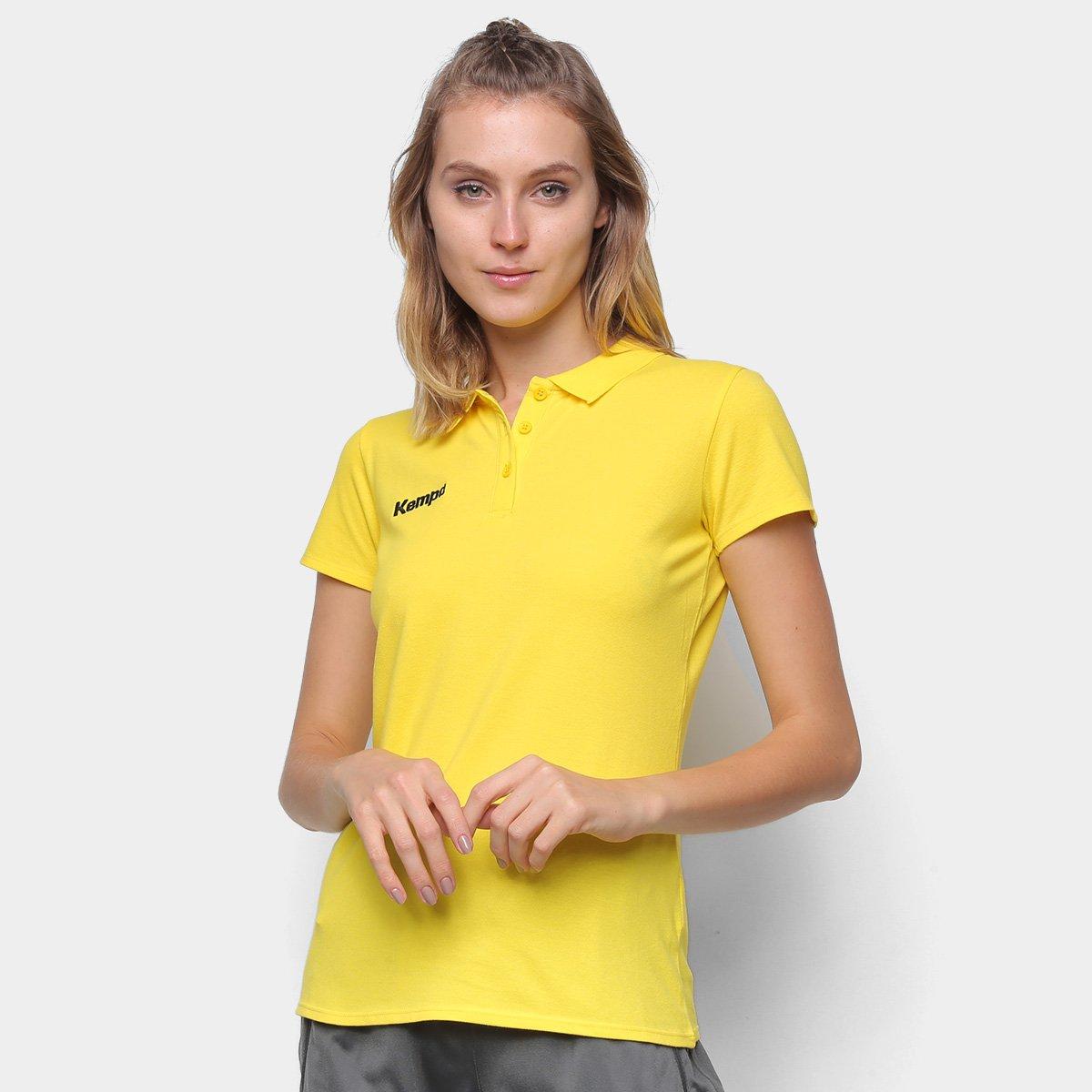 Camisa Polo Kempa Feminina