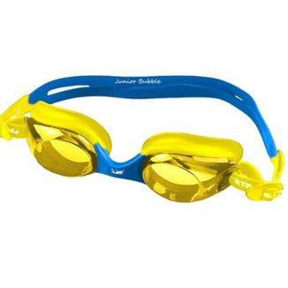 Óculos De Natação Gold Sports Junior Bubble 119ac3d408