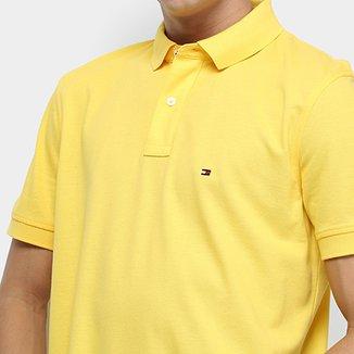 26bc1b21e4 Camisa Polo Tommy Hilfiger Regular Masculina