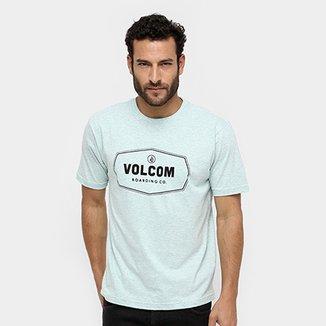 cfa51437cfab4 Camiseta Volcom Silk Simple